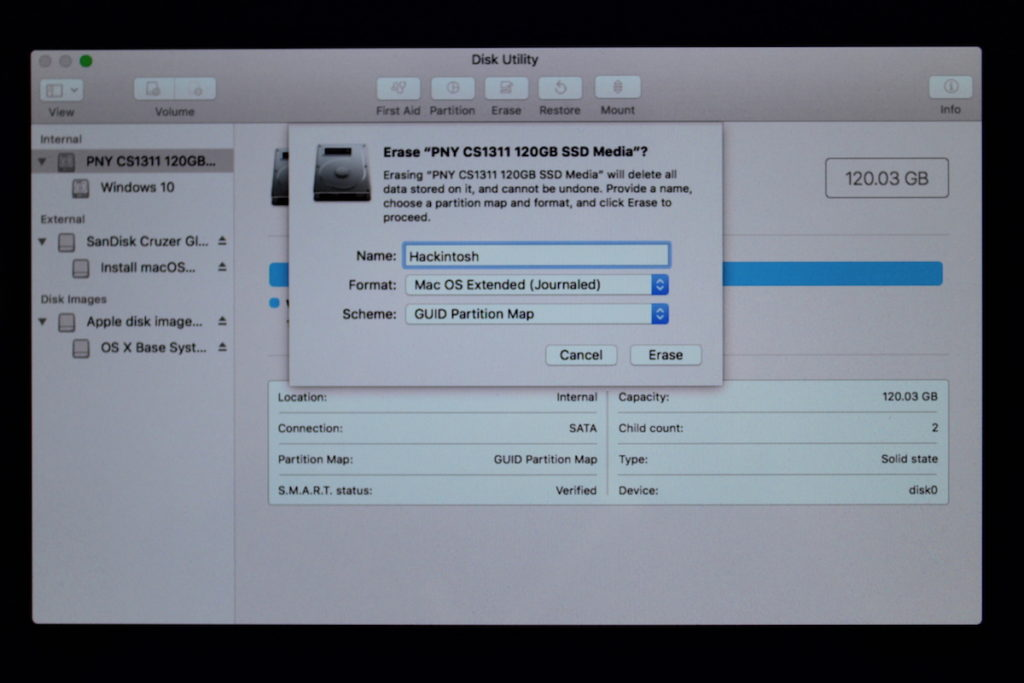 How to make Custom iMac at macOS High Sierra Version 10 13 6