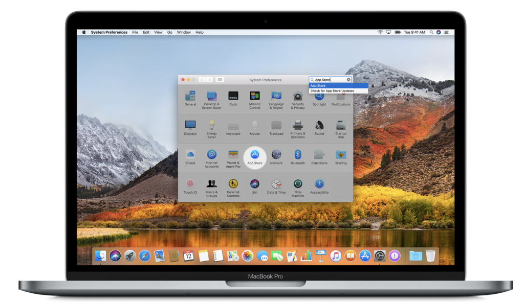 What if your macOS High Sierra Beta update is not showing in App